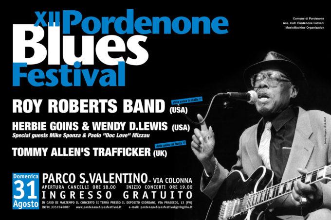 Edizione 2003 - Pordenone Blues Festival