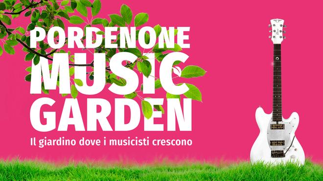 Pordenone Music Garden - logo