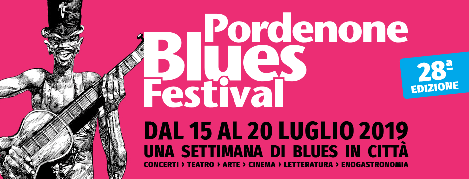 Festival Blues - Pordenone 2019