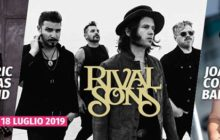 Rival Sons - Eric Sardinas - Joanna Connor
