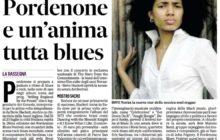 Articolo sul Gazzettino - Pordenone