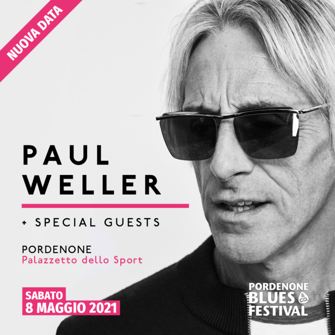 Paul Weller a Pordenone