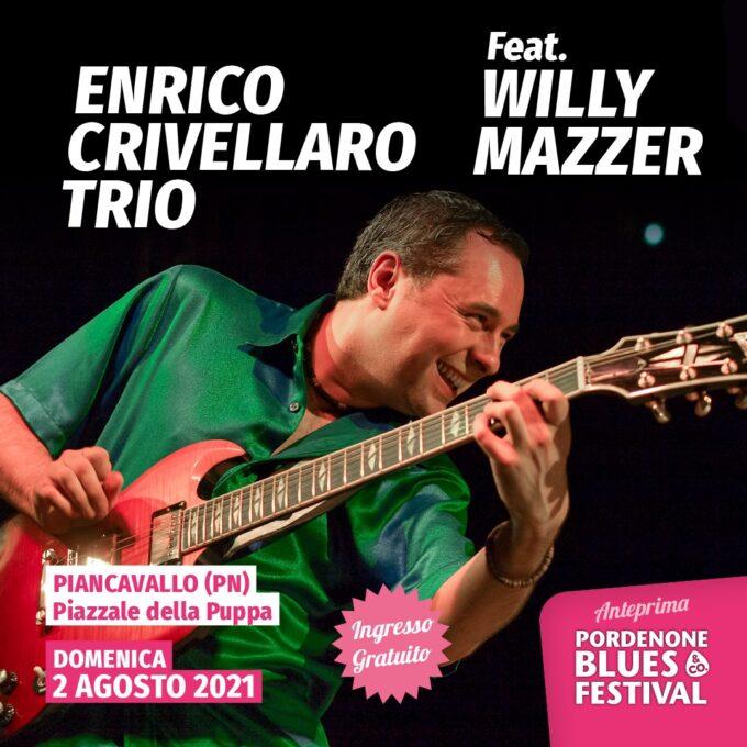 Crivellaro Trio feat. Mazzer