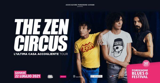 Zen Circus a Pordenone