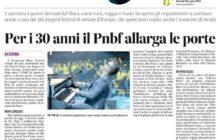 Articolo sul Gazzettino - ed. Pordenone
